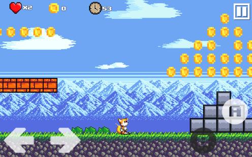Screenshots - Classic Tails Run