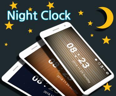 Screenshots - Clock (Night Clock)