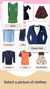 Screenshots - Clothes Draw Step by Step