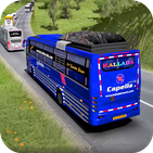 Coach Bus Driving 2020 : New Free Bus Games