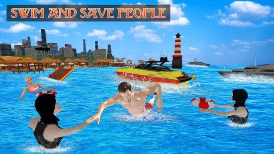 Screenshots - Coast Lifeguard Beach Rescue Duty