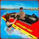 Coast Lifeguard Beach Rescue Duty
