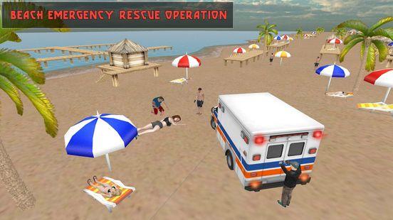 Screenshots - Coast Lifeguard Beach Rescue