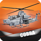 Cobra Helicopter Flight Simulator AH-1 Viper Pilot