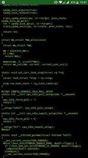 Screenshots - Coder Typer