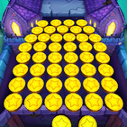 Coin Dozer: Haunted Ghosts