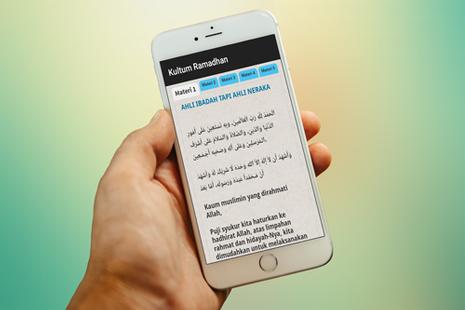 Screenshots - Collection Of Ramadan Kultum