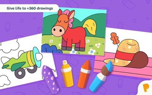 Screenshots - Coloring Book For Kids