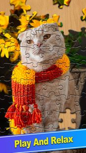 Screenshots - ColorPlanet® Jigsaw Puzzle HD Classic Games Free