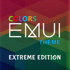 Colors Extreme Theme for Huawei