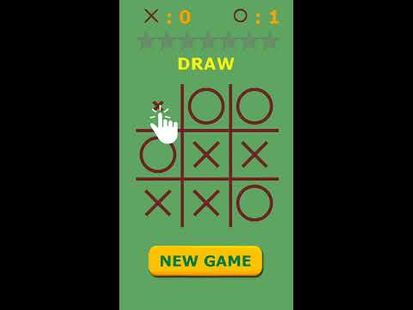 Video Image - Tic-Tac-Toe