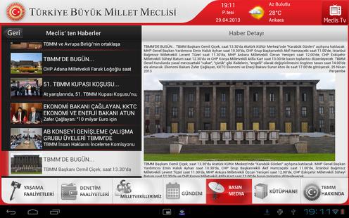 Screenshots - TBMM