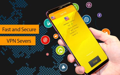 Screenshots - SuperVPN Free VPN Client