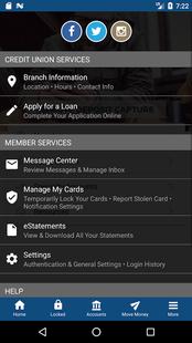 Screenshots - Community First FCU