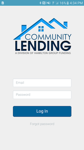 Screenshots - Community Lending