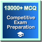 Competitive Exam Preparation: Entrance Exam MCQ