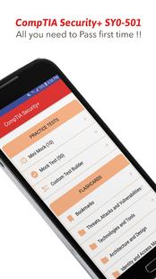 Screenshots - CompTIA Security+ SY0-501 Prep