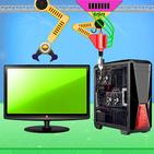 Computer Maker Factory: Builder & Fix it Game