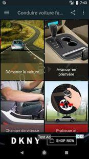 Screenshots - Conduire voiture facilement