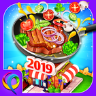Continental Food Maker - Best Cooking Game