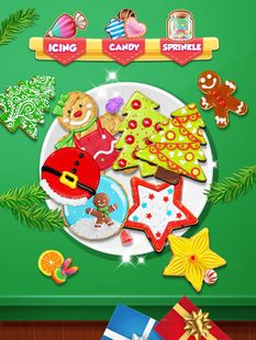 Screenshots - Cookie Maker - Christmas Party