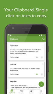 Screenshots - Copy Paste - Clipboard Manager