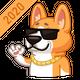 Corgi Dog Stickers WAStickerApps
