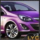 Corsa Simulation, Modified and Quests