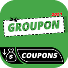 Coupons For Groupon app-Dales & Discount-(75% off)