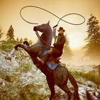 Cowboy Rodeo Rider- Wild West Safari