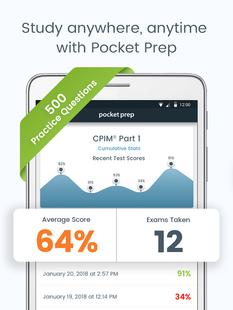 Screenshots - CPIM Part 1 Pocket Prep