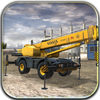 Crane Simulator Game Heavy Tonnage