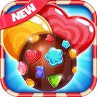 Crazy Candy Blast - Sweet Match 3 Games, Crush it