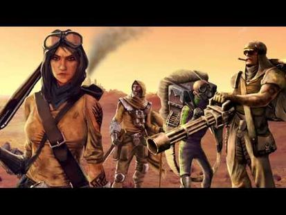 Video Image - Crazy Tribes - Apocalypse War MMO