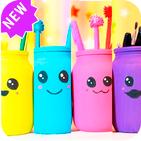 Creative school supplies DIY