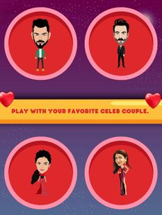 Screenshots - Crick Couple - Valentine's Love Game