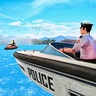 Crime Police Boat Chase Mission