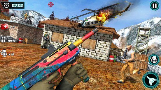 Screenshots - Critical Gun Strike 2020: FPS Gun Shooting