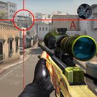 Critical Strike Counter Terrorist CS Shooting Game