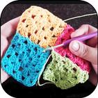 Crochet. Learn crochet patterns step by step
