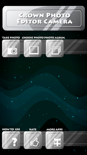 Screenshots - Crown Photo Editor Camera