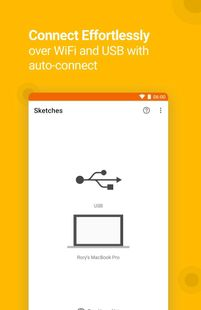 Screenshots - Crystal: Sketch Mirror for Android