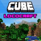 CUBE LocoCraft Crafting Exploration