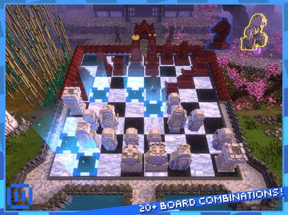 Screenshots - Cuboid Chess