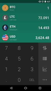 Screenshots - Currency Easy Converter - Real-Time Exchange Rates
