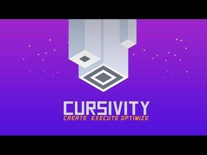 Video Image - Cursivity : Programming Puzzles