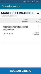 Screenshots - Customer Management LITE
