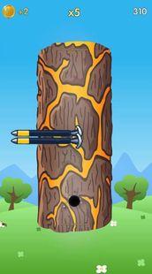 Screenshots - Cut: Funny Woodcutting Adventure