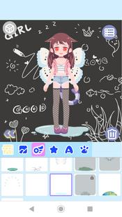 Screenshots - Cute Girl Dress Up