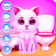 Cute Kitty Caring and Dressup
